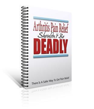 Arthritis Pain Relief Shouldn't Be Deadly eBook image