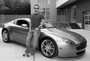 Mike's New Aston Martin
