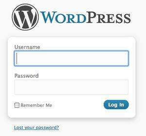 blank-wordpress