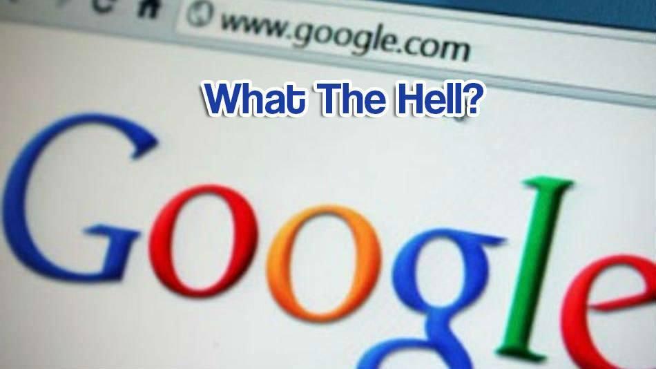 google-wtf