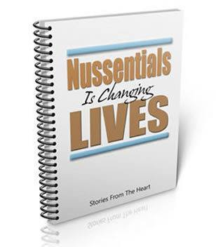 Nussentials Is Changing Lives ~ Stories From The Heart